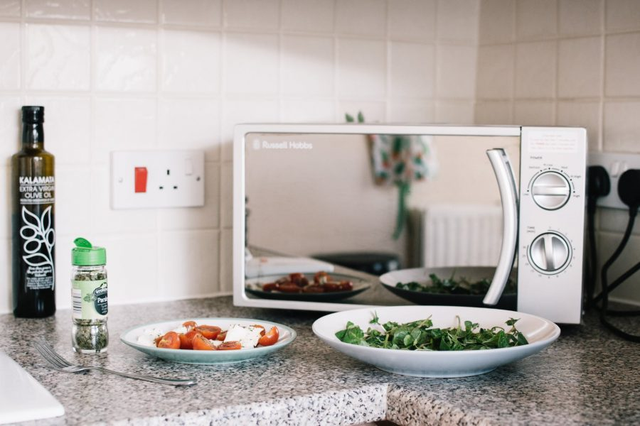 Microwave Cooking And Nutrition
